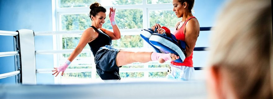 Learning and Belonging in Ladies-Only Kickboxing